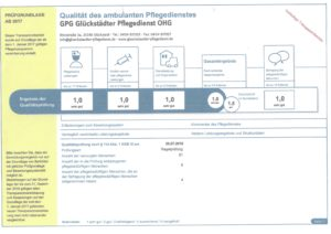 Transparentbericht